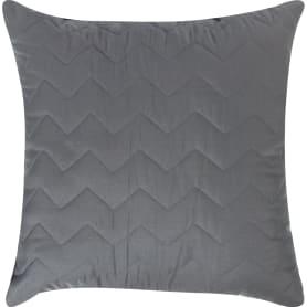 Подушка, 50х50 см, цвет графит