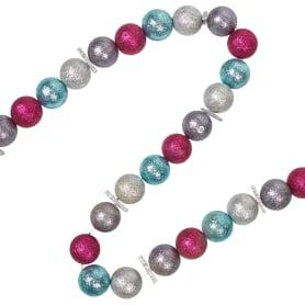 Гирлянда «Разноцветные шары» 170 см