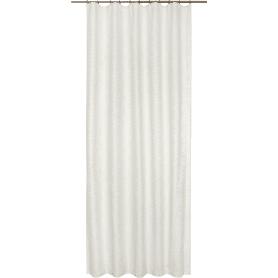 Штора на ленте «Клеопатра», 200x260 см, геометрия, цвет золотой