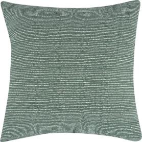 Подушка «Амазонка» 50x50 см, цвет зелёный