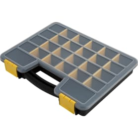 Органайзер Volf 33х26х5 см, пластик, цвет чёрный