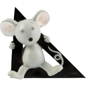 Сувенир на магните ErichKrause Decor «Мышь», 6 см