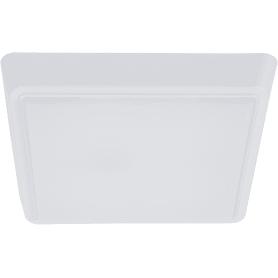 Светильник настенно-потолочный, 6 м², белый свет