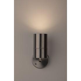 Светильник настенный уличный Эра WL14 35 Вт IP54, цвет хром