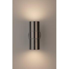 Светильник настенный уличный Эра WL16 35 Вт IP54, цвет хром