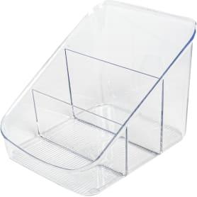 Органайзер Berossi Alt MIO для специй, 16х15х13 см, пластик, цвет прозрачный