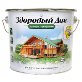 Антисептик Здоровый Дом матовый сосна 3 л