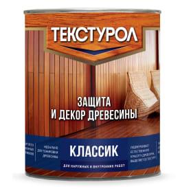 Антисептик Текстурол Классик матовый гварнери орех 1 л