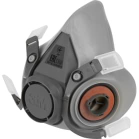 Респиратор 3М 6200 с двойными фильтрами