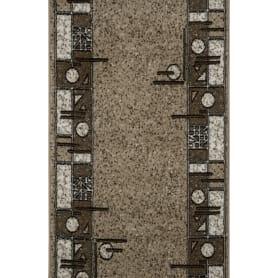 Дорожка ковровая «Лайла де Люкс» 1504-22, 0.8 м, цвет бежевый