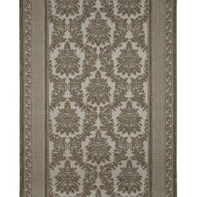 Дорожка ковровая «Дели» 80105-50522, 1 м, цвет бежевый