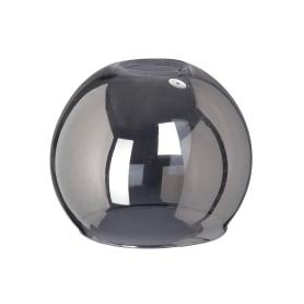 Плафон для люстры «Луна» E27 стеклянный цвет прозрачный