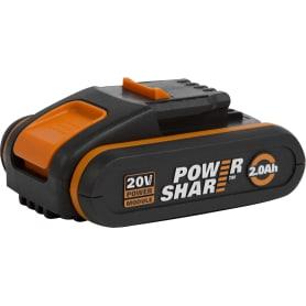 Аккумулятор Worx WA3551, 2Ач, 20 В