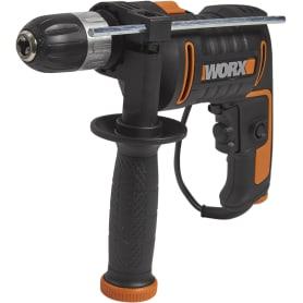 Ударная дрель Worx WX317.2, 600 Вт
