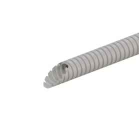 Труба гофрированная ПВХ лёгкая Ø16 мм 3 м