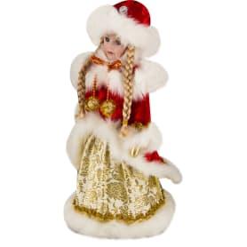 Фигурка новогодняя «Снегурочка», 40 см