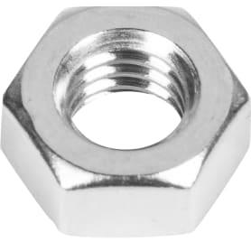 Гайка шестигранная М5, DIN 934, нержавеющая сталь, 20 шт.