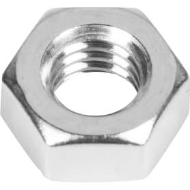 Гайка шестигранная М6, DIN 934, нержавеющая сталь, 20 шт.