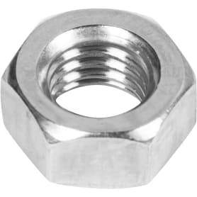 Гайка шестигранная М12, DIN 934, нержавеющая сталь, 5 шт.