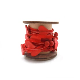 Веревка декоративная «Сердечки» 2 м