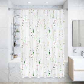 Штора для ванны Meadow 180x200 см, полиэстер
