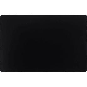 Коврик настольный 38x58 см полипропилен цвет чёрный