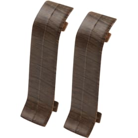 Соединитель для плинтуса Artens «Кремано» 65 мм, 2 шт.