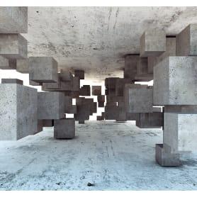 Фотообои 3D Flizart «Пространство», флизелиновые, 300x280 см