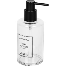 Дозатор для жидкого мыла Clarity цвет прозрачный