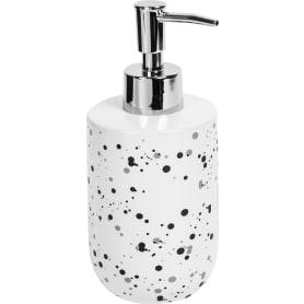 Дозатор для жидкого мыла Splash цвет чёрный