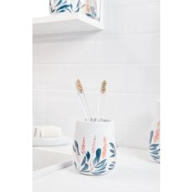 Стакан для зубныx щеток Meadow керамика мультиколор