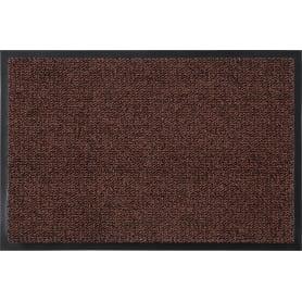 Коврик «Prisma» 87, 60x90 см, полипропилен, цвет красный