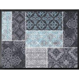 Коврик «Oriental Patch» 30, 60x80 см, полиамид, цвет коричневый
