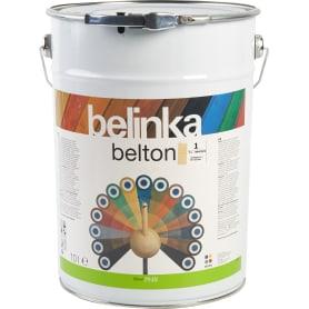 Пропитка защитно-декоративная для древесины Belinka Belton №1 10 л прозрачная
