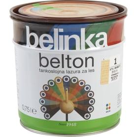 Пропитка защитно-декоративная для древесины Belinka Belton №1 0.75 л прозрачная