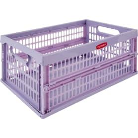 Ящик для рассады Keter Mini складной 34x24x17 см цвет фиолетовый