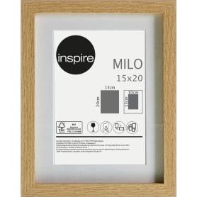 Рамка Inspire Milo, 15х20 см, цвет дуб