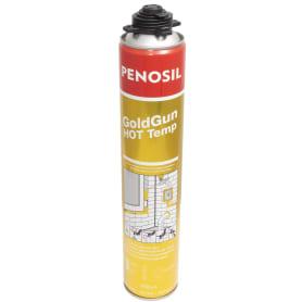 Пена монтажная пистолетная Penosil GoldGun летняя 750 мл