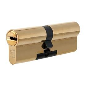 Цилиндр Apecs Premier XR-70-G, 35x35 мм, ключ/ключ, цвет золото