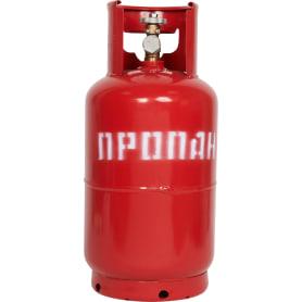 Газовый баллон с вентилем ВБ-2 ПК 12 л