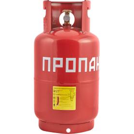 Газовый баллон с вентилем ВБ-2 ПК 27 л