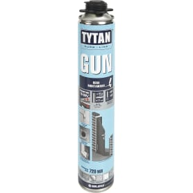 Пена монтажная пистолетная Tytan Professional Gun 720 мл