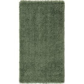 Ковёр Ribera, 0.6x1.1 м, цвет тёмно-зелёный