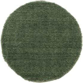 Ковёр Ribera, 0.8x0.8 м, цвет тёмно-зелёный