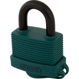 Замок навесной Abus 45 всепогодный 45 мм, сплав алюминия, цвет зелёный