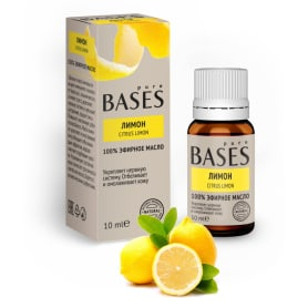 Масло эфирное для бани «Лимон»10 мл