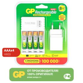 Зарядное устройство GP GP100AAAHC/CPBA 0.3 A, 1.2В