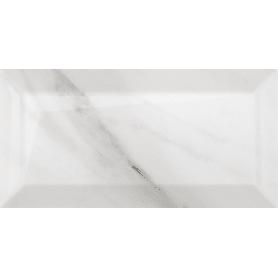 Плитка настенная Metrotiles каррара 10х20 см 0.88 м² цвет белый