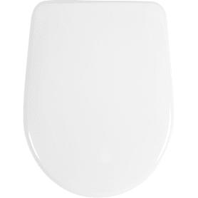 Сиденье для унитаза Briz A, цвет белый