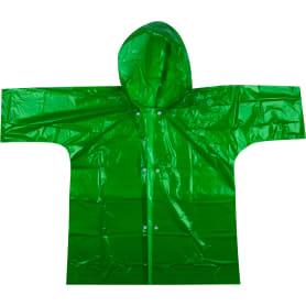 Плащ-дождевик детский, цвет зелёный